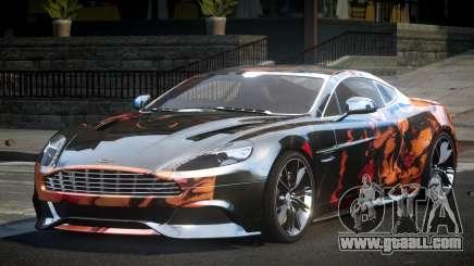 Aston Martin Vanquish E-Style L10 for GTA 4