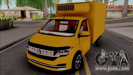 Volkswagen Transporter 6.1 2020 for GTA San Andreas