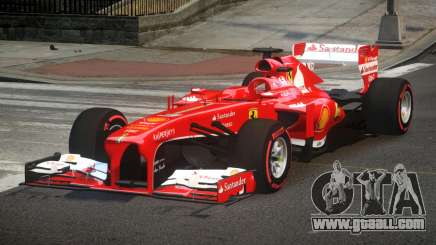 Ferrari F138 R6 for GTA 4