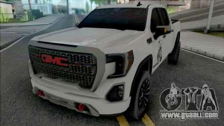 GMC Sierra 2019 CDN [ImVehFt] for GTA San Andreas