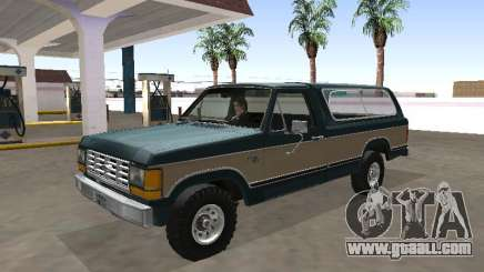 1989 Ford F-150 Ranger for GTA San Andreas