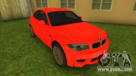 BMW 1M COUPE 2011 for GTA Vice City