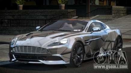 Aston Martin Vanquish BS L2 for GTA 4