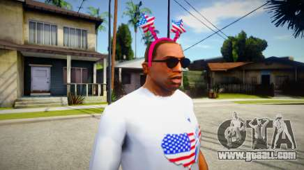 Headdress (Independence Day DLC) V1 for GTA San Andreas