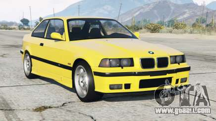BMW M3 withoupe (E36) 1995〡add-on for GTA 5