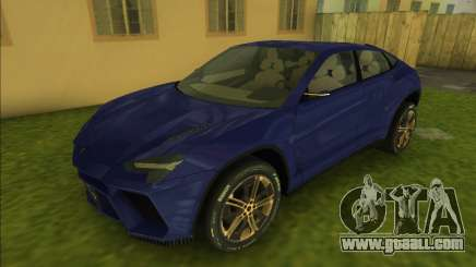 Lamborghini URUS Concept for GTA Vice City