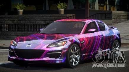 Mazda RX-8 BS U-Style L2 for GTA 4