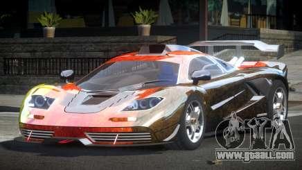 McLaren F1 GST-R L10 for GTA 4