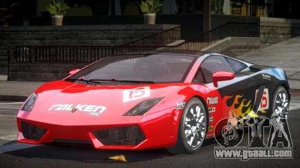 Lamborghini Gallardo Qz7 L7 for GTA 4