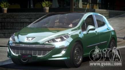Peugeot 308 BS V1.0 for GTA 4