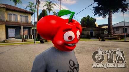 Berry Mask (DLC Diamond & Casino) for GTA San Andreas