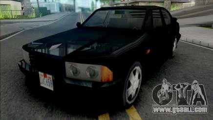 Mafia Sentinel GTA LCS for GTA San Andreas