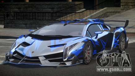 Lamborghini Veneno BS L5 for GTA 4