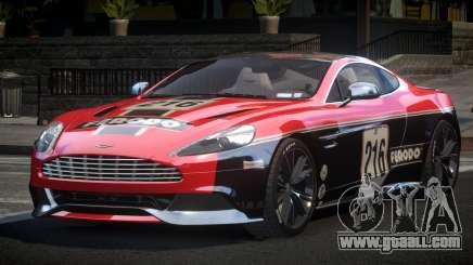 Aston Martin Vanquish BS L1 for GTA 4