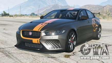 Jaguar XE SV Project 8 (X760) 2018〡add-on v2.0 for GTA 5