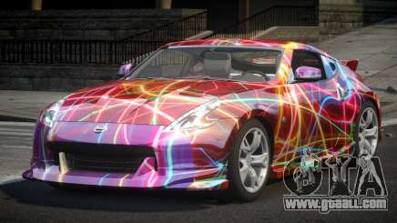 Nissan 370Z U-Style L3 for GTA 4