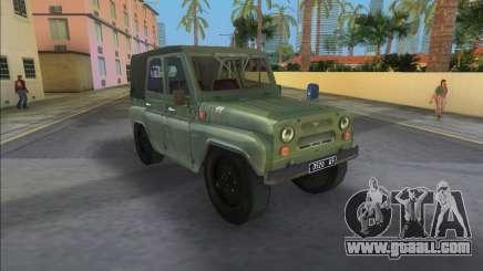UAS 469 Military for GTA Vice City