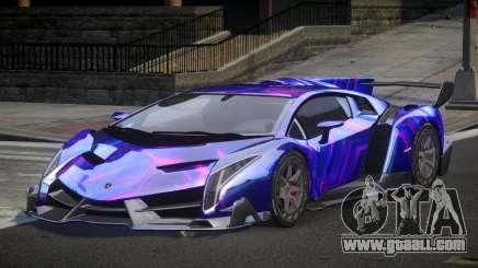 Lamborghini Veneno BS L2 for GTA 4