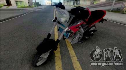 Yamaha Vixion Herex for GTA San Andreas