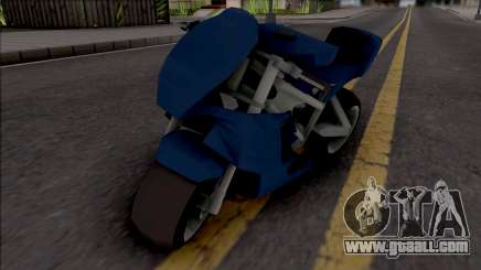 Pocket Bike for GTA San Andreas