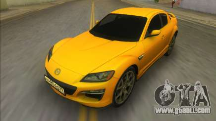 Mazda RX-8 Asphalt 8 2011 for GTA Vice City