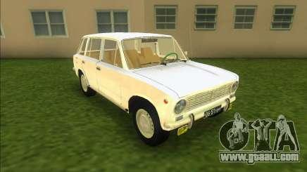 Vaz 2102 (good model) for GTA Vice City