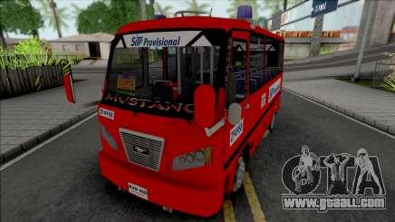 Kia Microbus for GTA San Andreas