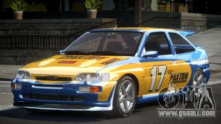 Ford Escort PSI-R L3 for GTA 4