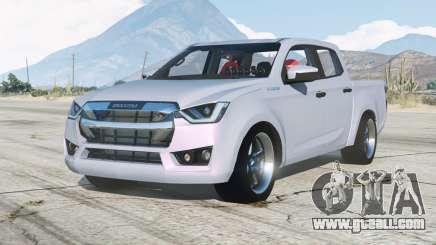 Isuzu D-Max Double Cab 2019〡add-on for GTA 5