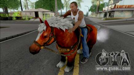 Epona Bike for GTA San Andreas