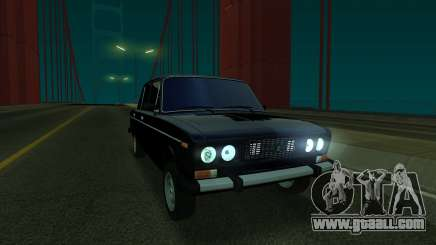 VAZ 2106 OPER STYLE for GTA San Andreas