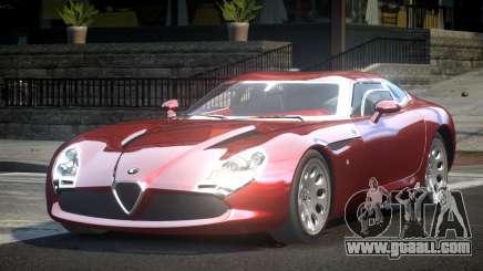 Alfa Romeo TZ3 GST for GTA 4