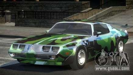 Pontiac Firebird 70S L5 for GTA 4
