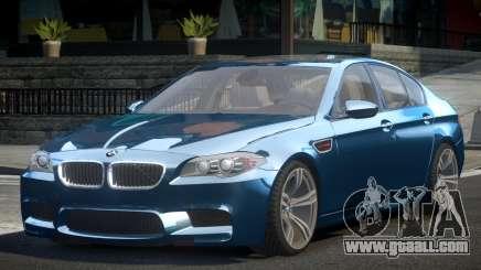 BMW M5 F10 GS V1.0 for GTA 4