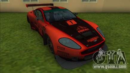 Aston Martin DBRS9 for GTA Vice City