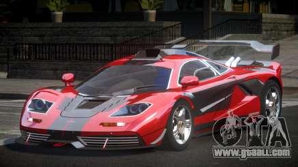 McLaren F1 GST-R L8 for GTA 4