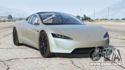 Tesla Roadster 2020〡add-on for GTA 5