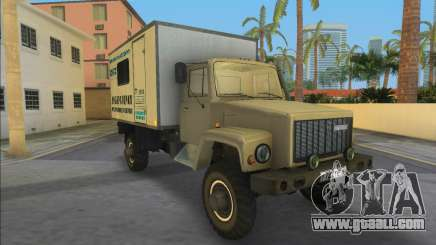 Gaz 3308 Sadko Auto Lab for GTA Vice City