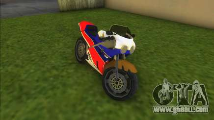 Honda VFR 750R Bike for GTA Vice City