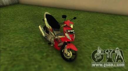 Yamaha Jupiter MX for GTA Vice City