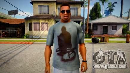 BMX Guy T-Shirt for GTA San Andreas