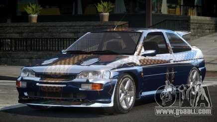 Ford Escort PSI-R L4 for GTA 4