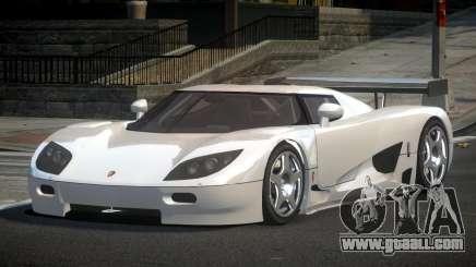 Koenigsegg CCGT GS for GTA 4