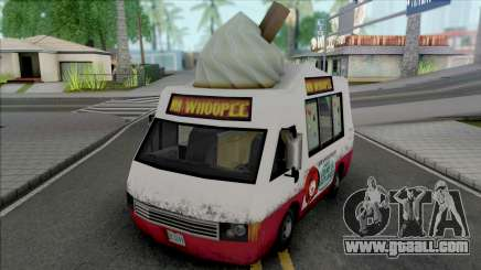 Mr Whoopee GTA LCS for GTA San Andreas