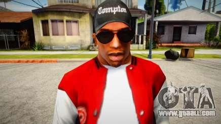 Eazy-E cap (Compton) for GTA San Andreas