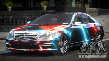 Mercedes-Benz S65 GST-R L10 for GTA 4