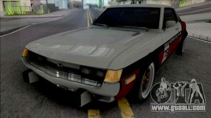 Toyota Celica GT 1976 Rally Group A for GTA San Andreas