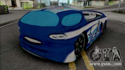 Hot Wheels Acceleracers Deora II for GTA San Andreas