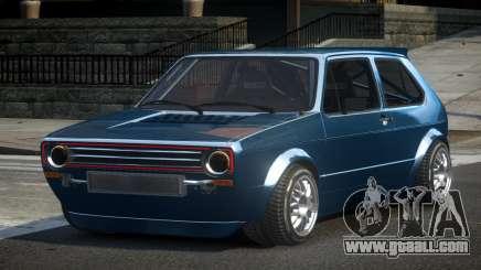 Volkswagen Golf PSI-R for GTA 4