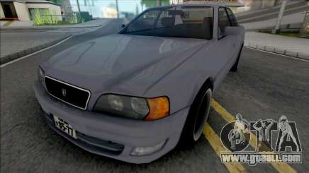 Toyota Chaser [IVF] for GTA San Andreas